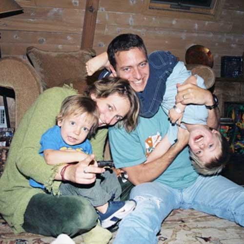 Britta Bushnell Family